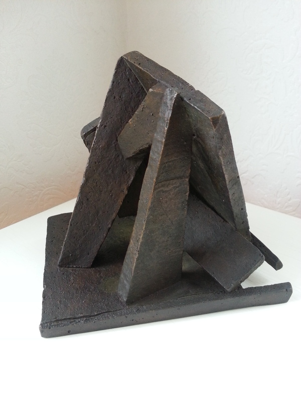 Bertrand DORNY - Sculpture-Volume - Ohne Titel