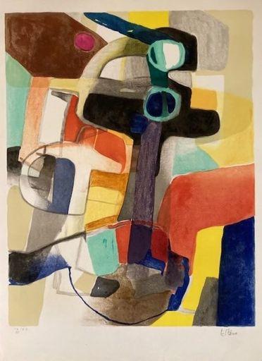 Maurice ESTEVE - Print-Multiple - Péribule