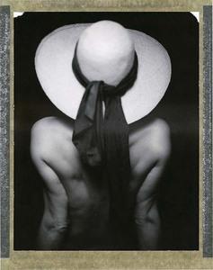 ELIZERMAN - Photography - Back portrait/Marinette