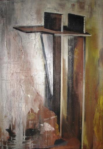 Juan FERNANDEZ LACOMBA - Pintura - Estructura