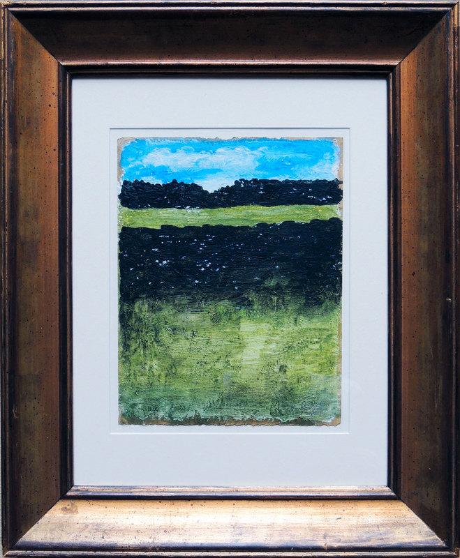 Carlo MATTIOLI - Peinture - Paesaggio