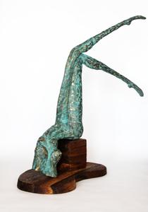 Levan BUJIASHVILI - Skulptur Volumen - Grace # 4