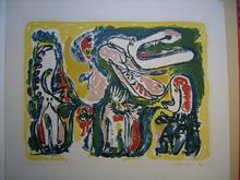 Asger JORN (1914-1973) - Silkeborg Suite
