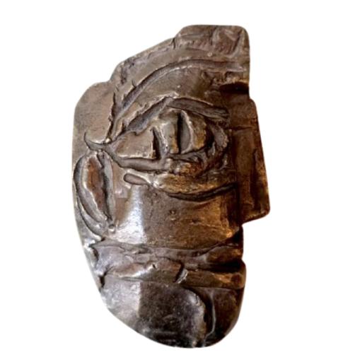 Henry DE WAROQUIER - 雕塑 - Tête