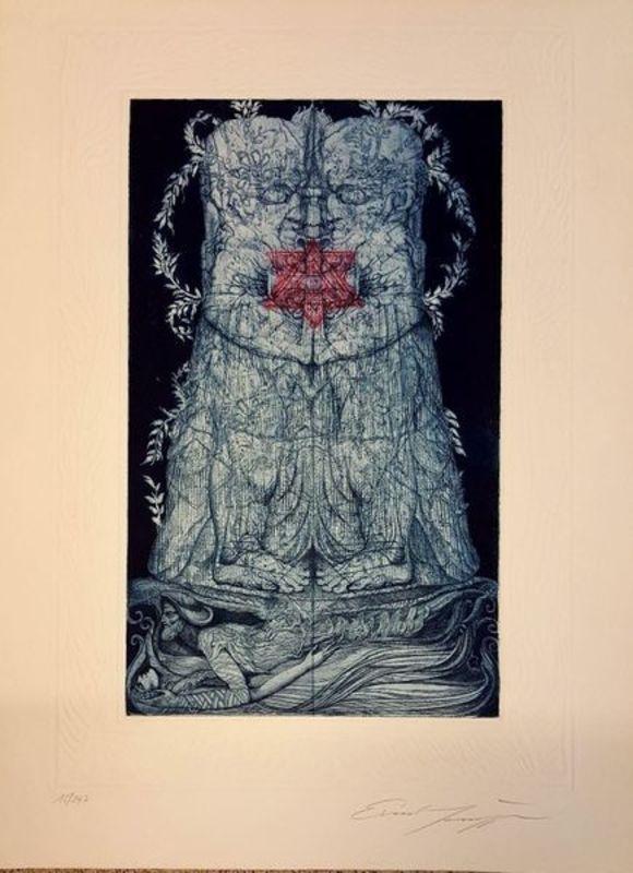 Ernst FUCHS - Print-Multiple