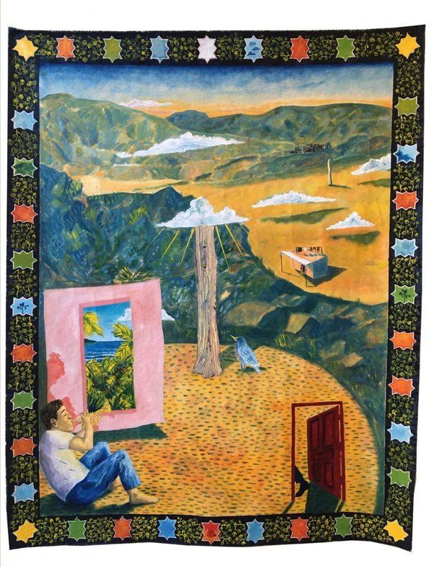 Martin FAURE - Painting - « Eloïm »