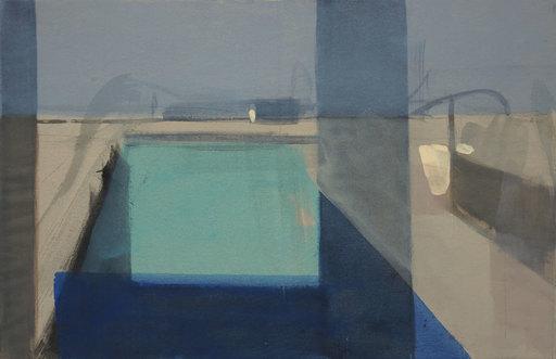 Vladimir SEMENSKIY - Pintura - Reflection