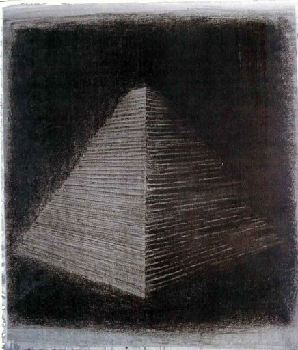 Marco TIRELLI - Painting - senza titolo
