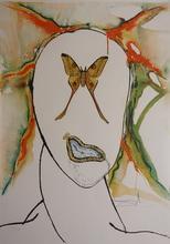 Salvador DALI (1904-1989) - Kabuki Dancer