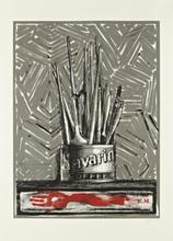 Jasper JOHNS - Print-Multiple - Savarin