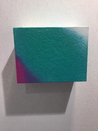 Fusako EKUNI - Sculpture-Volume - Into the Light - Cube 5