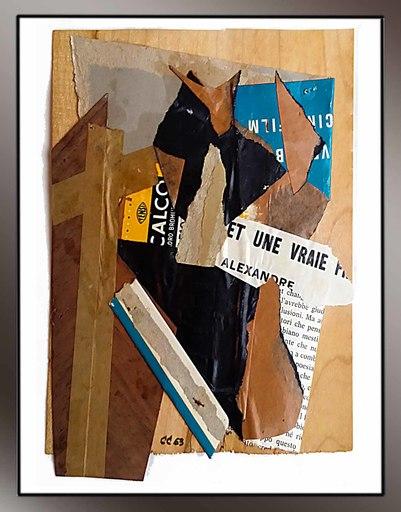 Claudio CINTOLI - Pintura - Vraie Alexandre