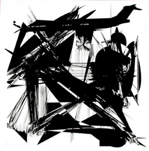 Carlos AMORALES - 绘画 - Thom Revolver
