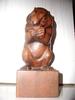 Hans HUGGLER-WYSS - Sculpture-Volume - Murmeltier
