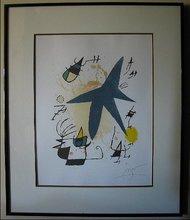 """Joan MIRO (1893-1983) - """"Lithographe I"""""""