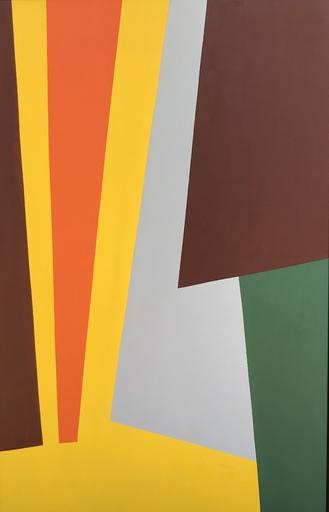 José Angel ROSABAL FAJARDO - Peinture - Series Geometricas