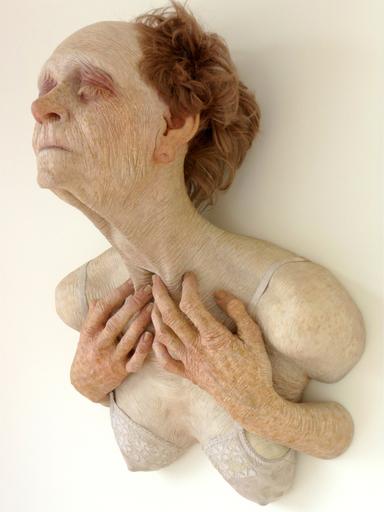 Joseph SEIGENTHALER - 雕塑 - Breathe