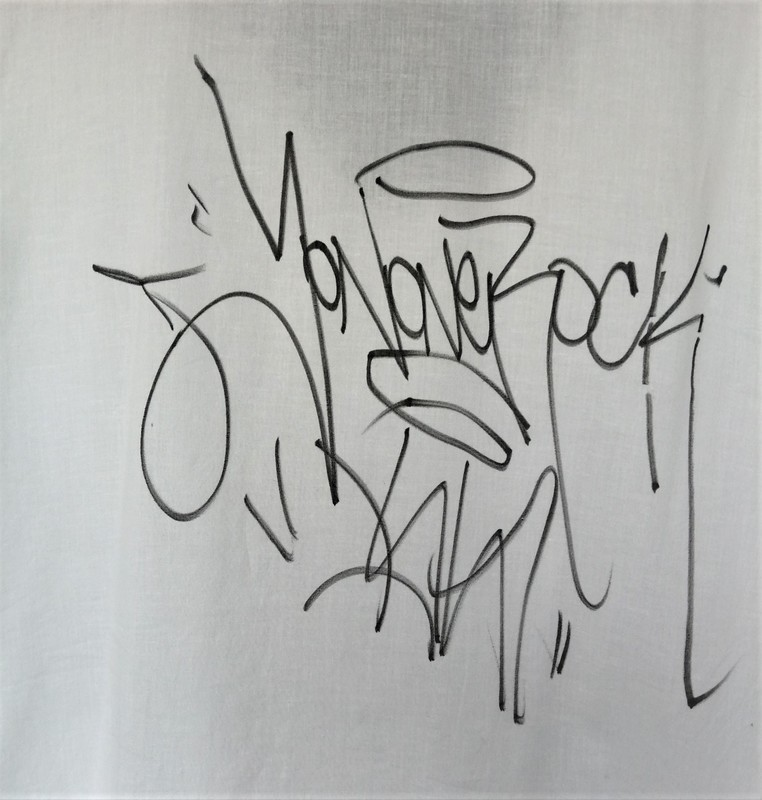 JONONE - Dibujo Acuarela - Rock