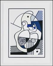 Roy LICHTENSTEIN (1923-1997) - homage to marx ernst