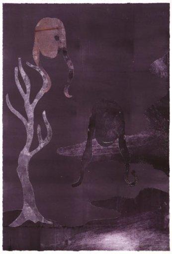 Leiko IKEMURA - Print-Multiple - Ensayos de la sombra 3