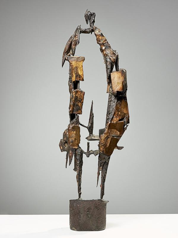 Franco GARELLI - Escultura - Figura