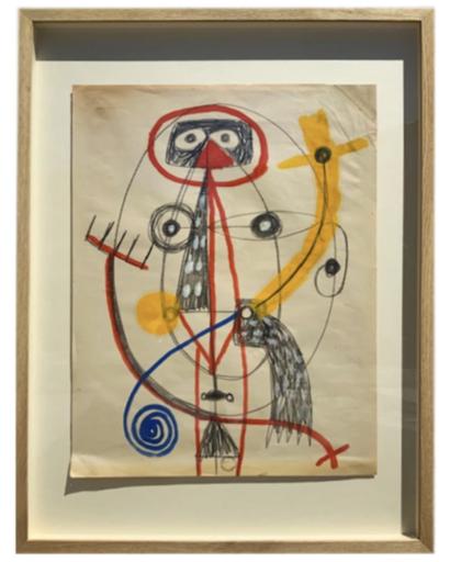 Albert CHUBAC - Disegno Acquarello - 286 Z 50