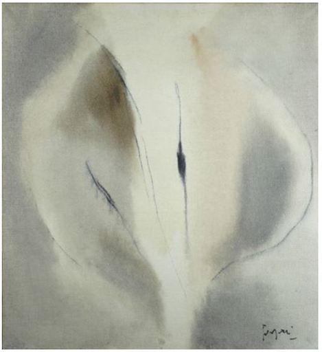 Luciano GASPARI - Gemälde - Forme nello spazio
