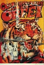 Mimmo ROTELLA - Print-Multiple - Circo Orfei