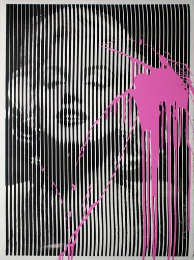MR BRAINWASH - Grabado - Marilyn Monroe
