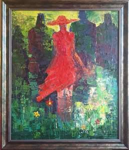 Leonid SHATSYLO - Painting - Autumn