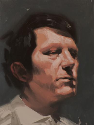 Thierry CARRIER - Painting - Sans Titre (code 1447)