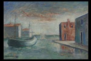 Carlo CARRA - Pittura - Venezia