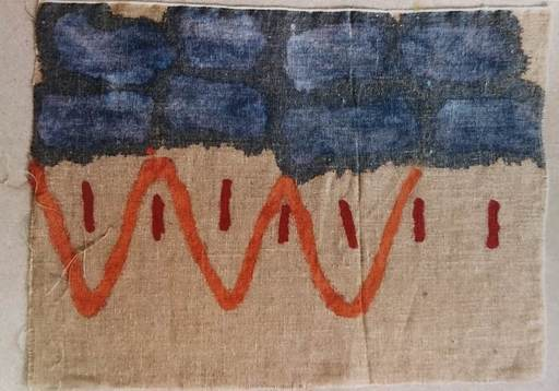 Giorgio GRIFFA - Peinture - UNTITLED
