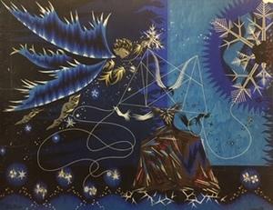 Claude BLEYNIE - Peinture