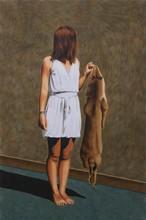 Erlend STEINER LOVISA - Painting - Sterre 2 (Huli jing)    (Cat N° 5648)