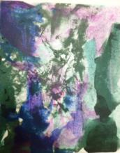 ZAO Wou-Ki - Print-Multiple - Elegie de Lackawanna
