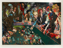 LeRoy NEIMAN - Print-Multiple - Vegas Blackjack