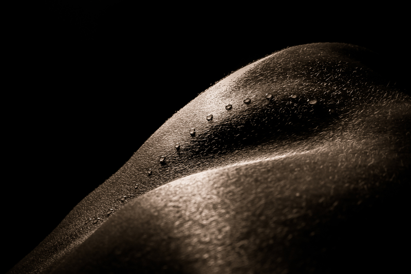 Pierre VOLPE - Photography - Droplets 1    (Cat N° 6547)