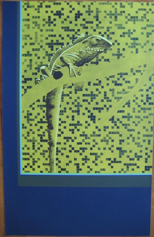 Gilles AILLAUD - Print-Multiple - SÉRIGRAPHIE SIGNÉE AU CRAYON ANNOTÉ EA HANDSIGNED SILKSCREEN