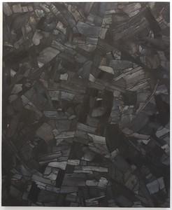 Bae LEE - Painting - Issu de feu