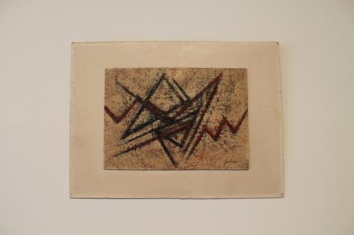 Jan BURSSENS - Peinture - Zonder titel