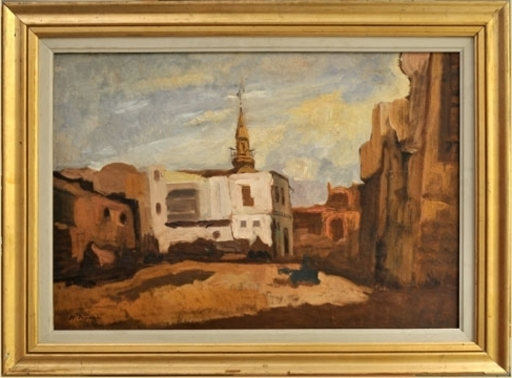 Stephan POPESCU - Painting - MARAKESH