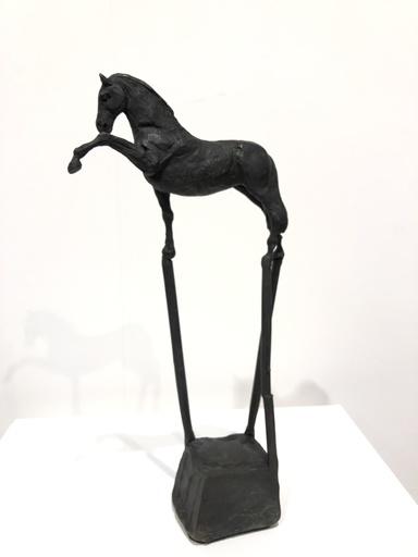 Joan ARTIGAS PLANAS - Sculpture-Volume - Spanish horse