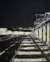 David TYCHO - Painting - Terminal