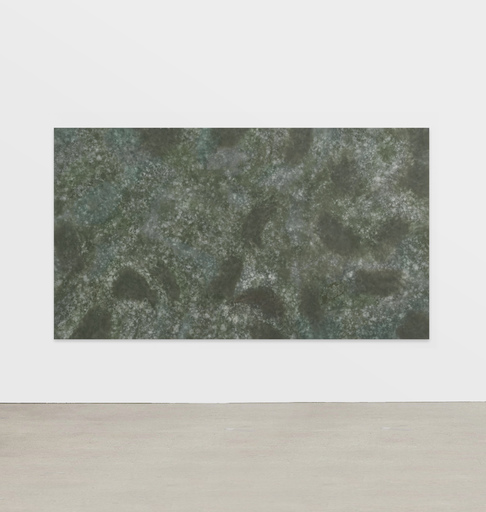 Howard MEHRING - Gemälde - Untitled (Green)