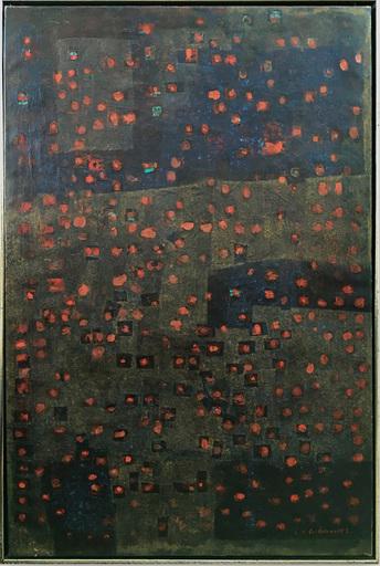 Whan-Ki KIM - Pintura - Composition