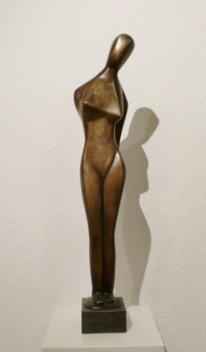 Margarete MOLL - Sculpture-Volume - Stehende