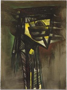 Raul ENMANUEL - Dibujo Acuarela - Mandiga