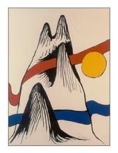 Alexander CALDER (1898-1976) - Les Rubens