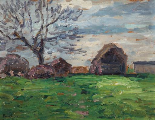 Francis PICABIA - Pintura - Moret-sur-Loing